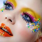 Candy Girl / Here are some super sweet lip inspirations the Juva Lips team adores! From bright colors to a pinch of sprinkles, test your makeup game with these candy inspired makeup looks.
