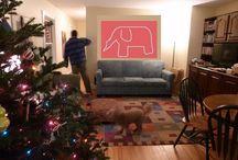 The Happy Room aka My Living Room in Progress
