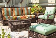 Outdoor Living / Essentials for backyard lounging