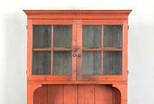 cabinet colors / by Dixie Redmond