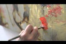 Art ideas, videos, tutorials, etc..