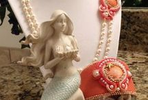 My Creations / Couture quality hand-embroidered soutache jewelry