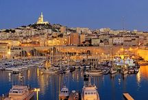 Favorite Places & Spaces / Shall We Start With Marseille...