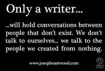 Writing / by Mandi Riggs