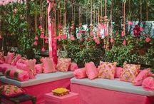Pink | Wedding Decor Inspiration