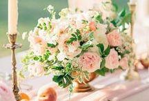 Centerpieces | Wedding Tables