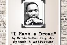 I Have a Dream ... / by North Carolina Association of Educators