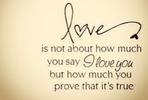 ♥ Love ♥ / Lovey quotes, date ideas, and all things romance. ♥ / by Elegant Events