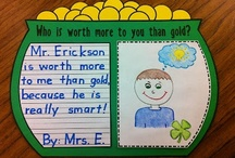 March Classroom Ideas / by North Carolina Association of Educators