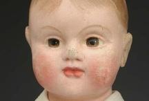 Philadelphia Sheppard Rag Baby Dolls / Philadelphia Sheppard Rag Baby Dolls have an honest charm.