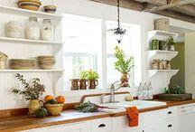 Budget Kitchen Remodel / by Dixie Redmond