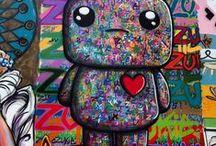 Street art - Graffittes