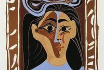 Picasso, always Picasso / by Joy Corine Henderiks