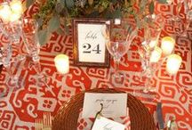 Thanksgiving Table | Event Decor Inspiration / Inspiration board to help you create a memorable Thanksgiving.
