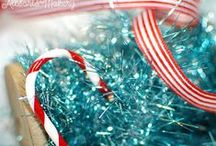 Christmas Ideas - Red and Teal / by Jasmine Low