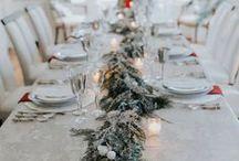 Winter | Wedding Decor