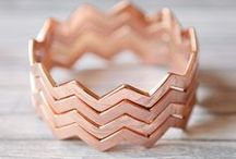 Rose Gold Obsession / Help me, I can't stop!