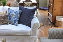 Family Room / I want to update my family room and kitchen.  Pinning ideas here in terms of color...