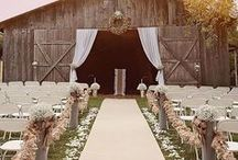 Country Chic | Wedding Event Decor and Inspiration