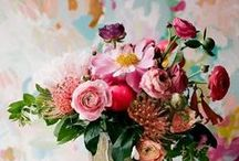 Watercolor | Wedding Decor and Inspiration / Watercolor theme for weddings and events.