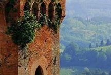Italy toscana