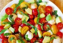 salads, marmalades, jams, sauces and pickles
