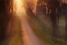 roads, trails and bridges