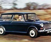Austin Morris Mini Leyland