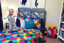 Toddler Bedding / Moving to a Toddler bed can be exciting and a little stressful, but relax Toddler Monitor will alert you if your child leaves their safe space.