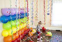 Toddler Birthday / 2nd birthday, 3rd birthday, 4th birthday, 5th birthday