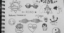 Doodles / Different Doodles...