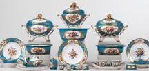 Porcelanas - Tachos e Porcelanas / Porcelanas