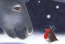 Winter magic / Snow magic,winter fantasy,cute images,animals,dreams