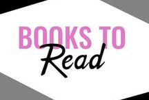 Books to Read / Amazing books that are currently out to read and ones coming soon to watch for. #BestBooks