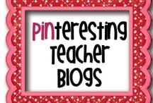 Pinteresting Teacher blogs / by Tammi Pittaro