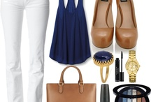 polyvore sets. / by Amber Samuel
