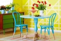 Refinishing Furniture / Tutorials, DIY's, ideas & inspiration on refinishing furniture / by Countryfied Chic Interiors aka Christa