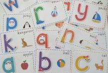 Alphabet Activities & Crafts