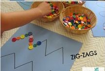 Fine Motor Skills Activities / A board dedicated to lots of activities and play ideas that promote fine motor development.