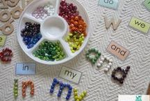 Sight Word Activities / Lots of fun sight word ideas and activities.