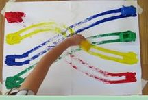 Colour Activities / Activities that promote learning about colours