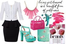 Polyvore / For the many outfits that I create with my mind of fashion.  / by Madison Sackewitz