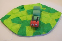 The Very Hungry Caterpillar Theme Activities