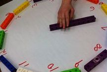 Clocks and Telling the Time / Activities and play ideas for learning about clocks and time.