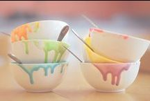 Pottery Painting Ideas / by Autumn Walsh