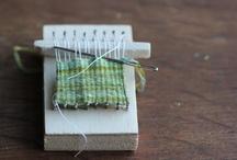 Textiles - Weaving