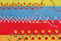 Textiles - Embroidery