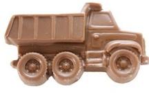 Chocolate Cars & Trucks
