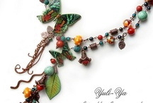 JewelryInspiration / Inspiration for jewelry to make. / by Ellie Seaman