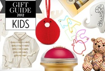 Christmas Gifts for Kids  / by FASHION Magazine